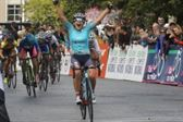 PRESS RELEASE...NO REPRODUCTION FEE...Ras na mBan 9/9/2018 Stage 6 Kilkenny- France's Iris Sachet of team DN17 Nouvelle Aquitaine wins the final stage Pic : Lorraine O'Sullivan